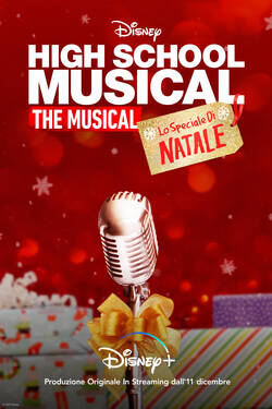 Locandina High School Musical: The Musical: Lo Speciale di Natale 2020