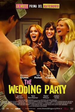 The Wedding Party, conosciamo Regan interpretata da Kirsten Dunst