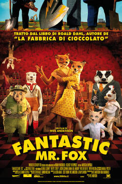 Locandina Fantastic Mr. Fox