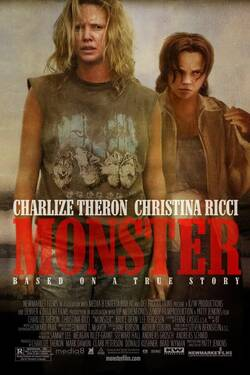 Locandina Monster 2003 Patty Jenkins