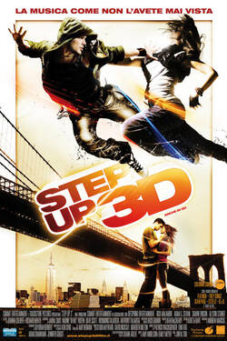 Locandina Step Up - 3D