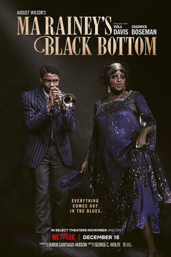 Locandina Ma Rainey's Black Bottom