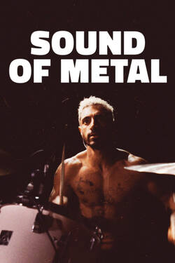 Locandina Sound of Metal