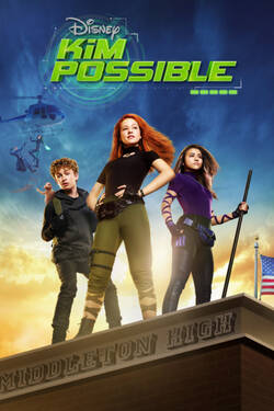 Locandina Kim Possible