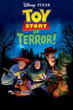 Locandina Toy Story of Terror
