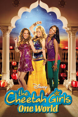Locandina The Cheetah Girls: One World