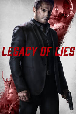 Poster Legacy of Lies - Gioco d'inganni