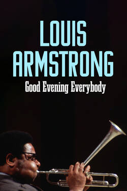 Poster Louis Armstrong - Good Evening Everybody