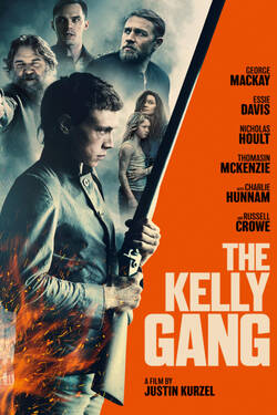 Poster The Kelly Gang