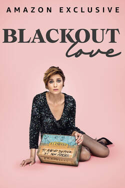 Poster Black Out Love