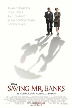 Locandina Saving Mr. Banks