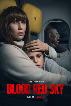 Poster Blood Red Sky