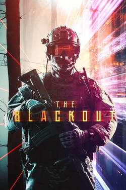 Poster The Blackout - Invasion Heart