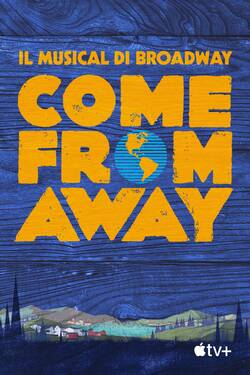 locandina Come From Away
