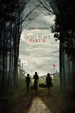 Poster A Quiet Place 2