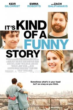 Locandina - It's Kind of a Funny Story