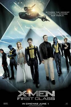 Locandina - X-Men: First Class