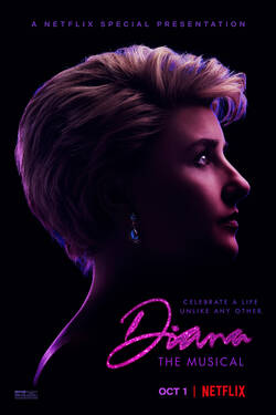 Poster Diana: il musical