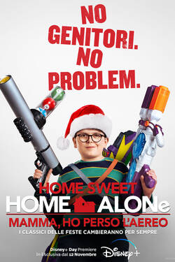 Poster Home Sweet Home Alone - Mamma, Ho Perso L'Aereo