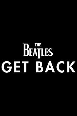 Poster The Beatles: Get Back