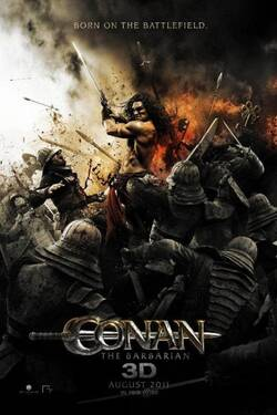 Locandina - Conan The Barbarian