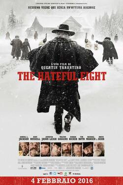 Locandina The Hateful Eight