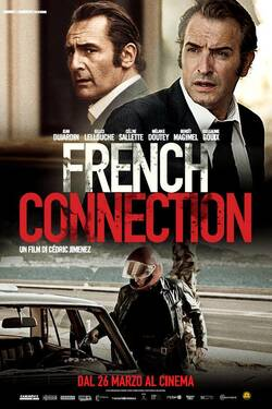Locandina French Connection