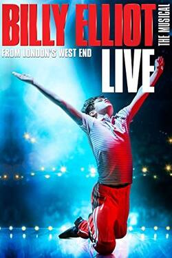 Locandina Billy Elliot the Musical Live