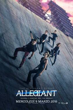 Locandina The Divergent Series: Allegiant