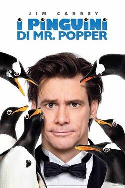 Locandina I Pinguini di Mr. Popper