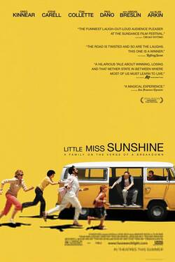 Locandina - Little Miss Sunshine