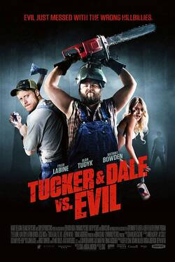 Locandina - Tucker and Dave vs Evil