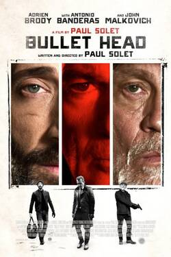 Locandina Bullet Head 2017 Paul Solet