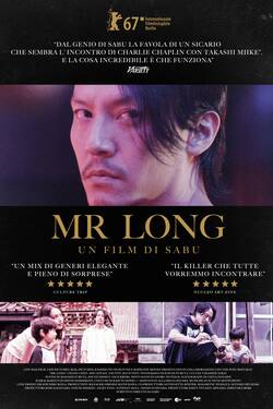 Locandina MR. Long