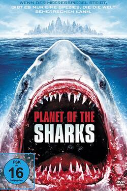 Locandina Planet of the Sharks 2016 Mark Atkins