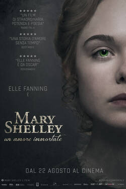 Locandina Mary Shelley - Un amore immortale