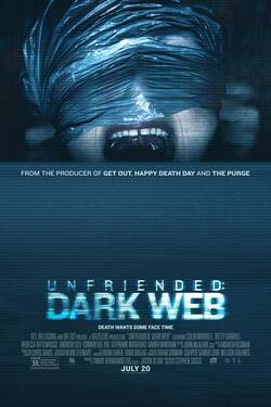Locandina Unfriended: Dark Web