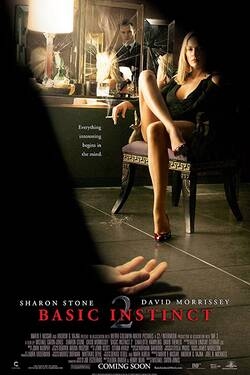 Locandina Basic Instinct 2 2006 Michael Caton-Jones