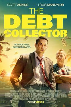 Locandina The Debt Collector 2018 Jesse V. Johnson