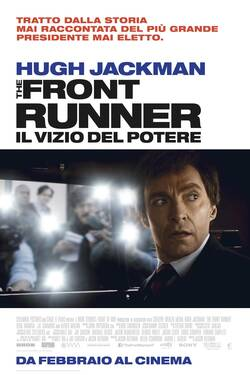 Locandina The Front Runner