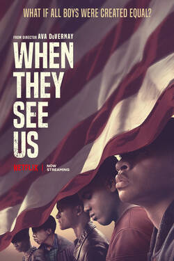 Locandina When They See Us