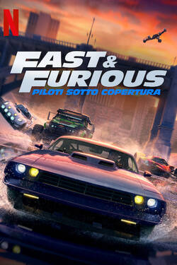 Poster Fast and Furious: Piloti sotto copertura
