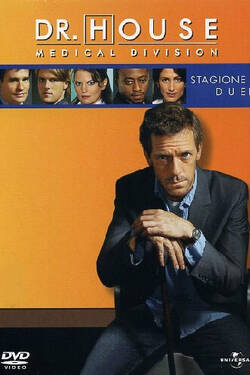 locandina 2x24 - Mr. Jekyll e Dr. House - Dr. House - Medical Division