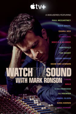 Poster Watch the Sound with Mark Ronson