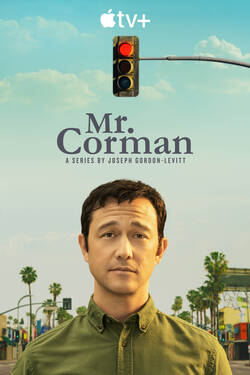 Poster Mr. Corman [credit: courtesy of Apple]