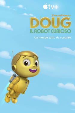Poster Doug: il robot curioso [credit: courtesy of Apple]