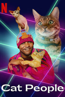 Poster Cat People