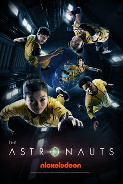 Poster The Astronauts