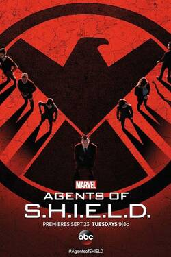 locandina 2x09 - ... Voi ch'entrate - Agents of S.H.I.E.L.D.