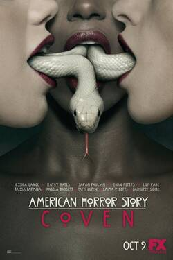 locandina 3x13 - The Seven Wonders - American Horror Story: Coven